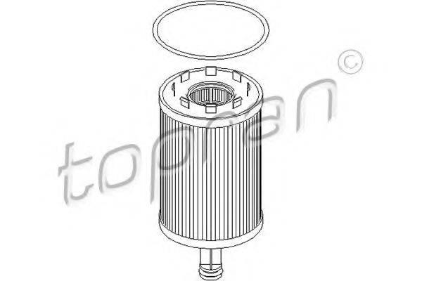 TOPRAN 108902 Масляный фильтр