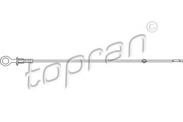 TOPRAN 111404 Указатель уровня масла