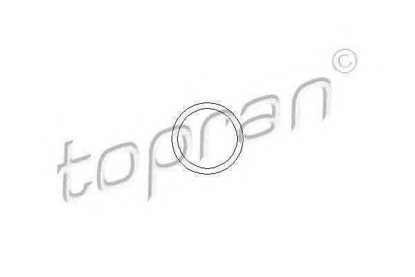 TOPRAN 202325 Прокладка, термостат