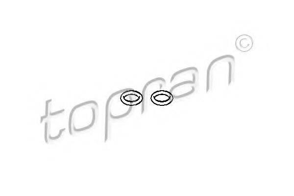 TOPRAN 110676 Прокладка, фильтр очистки топлива