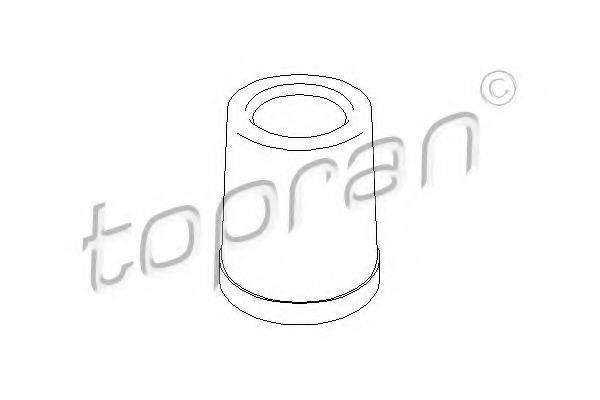 TOPRAN 107670 Защитный колпак / пыльник, амортизатор