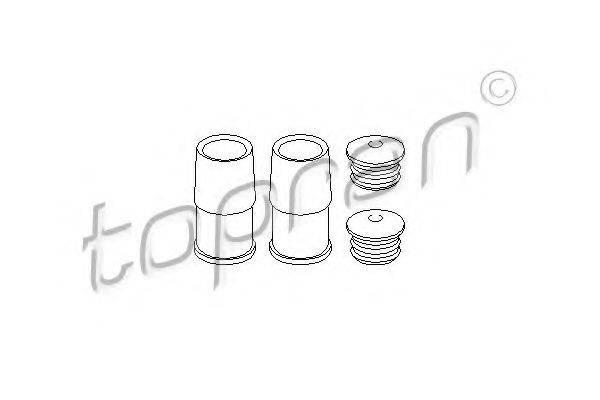 TOPRAN 110679 Ремкомплект, тормозной суппорт