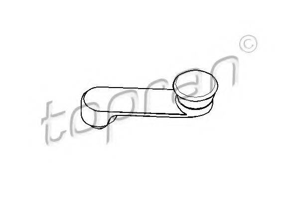 TOPRAN 206049 Ручка стеклоподъемника