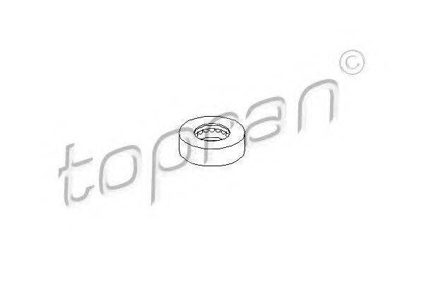 TOPRAN 205455 Подшипник качения, опора стойки амортизатора