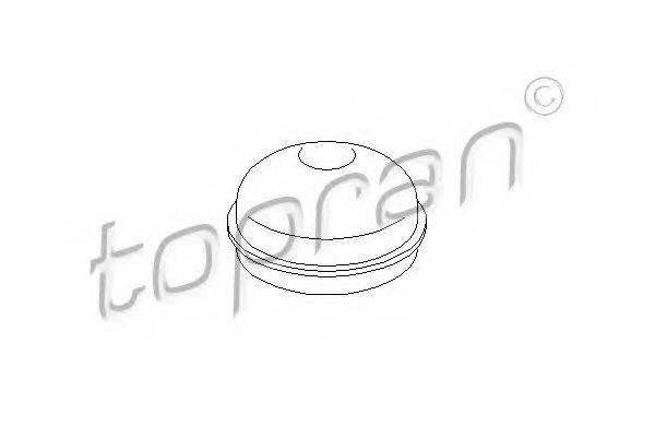 TOPRAN 207569 Предохранительная крышка, ступица колеса