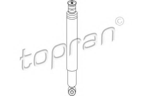 TOPRAN 200771 Амортизатор