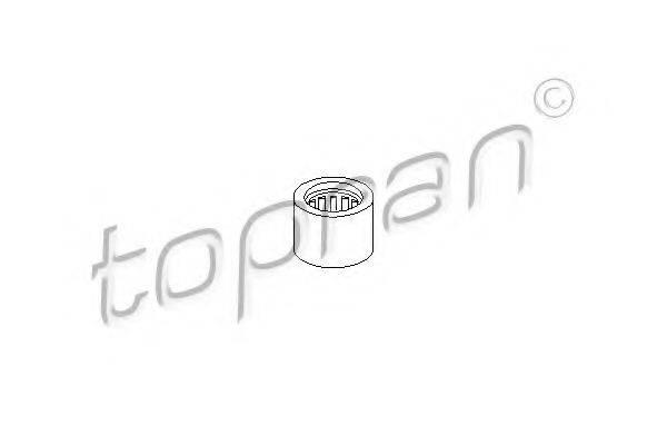 TOPRAN 201158 Вращающееся кольцо, коленчатый вал
