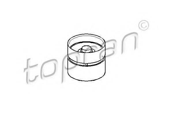 TOPRAN 205570 Толкатель