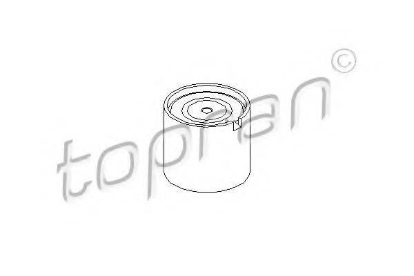 TOPRAN 206148 Толкатель