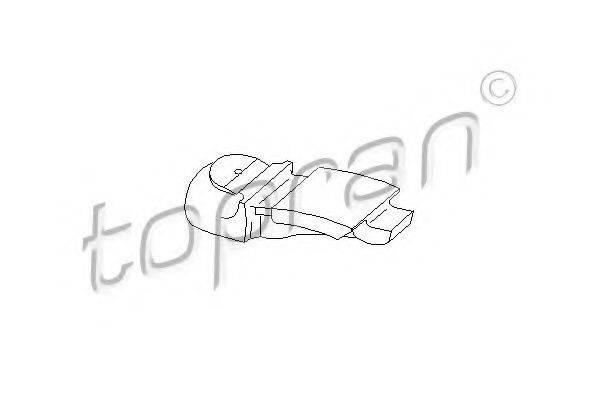 TOPRAN 201240 Балансир, управление двигателем