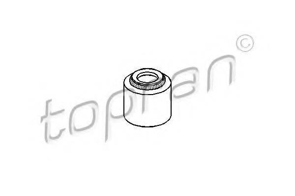 TOPRAN 201257 Уплотнительное кольцо, стержень кла