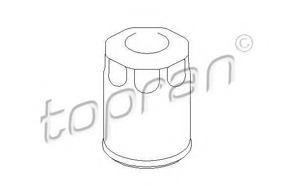 TOPRAN 201305 Масляный фильтр