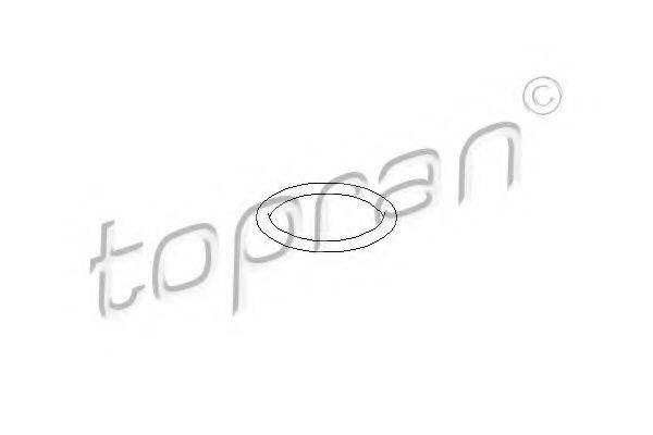 TOPRAN 207217 Прокладка, маслоналивная горловина