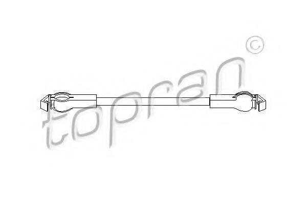 TOPRAN 206327 Шток вилки переключения передач
