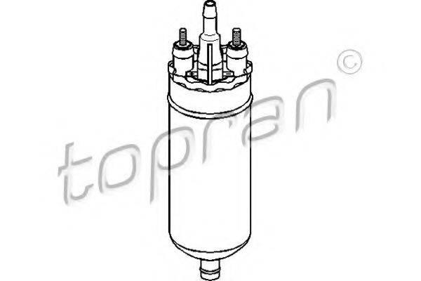 TOPRAN 201611 Топливный насос