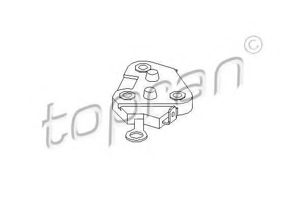 TOPRAN 201982 Регулятор генератора