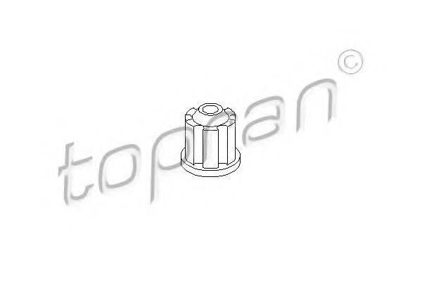 TOPRAN 201984 Подвеска, генератор
