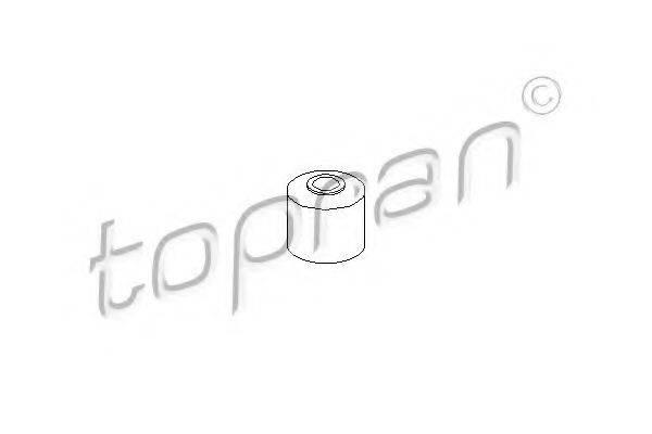 TOPRAN 201985 Подвеска, генератор