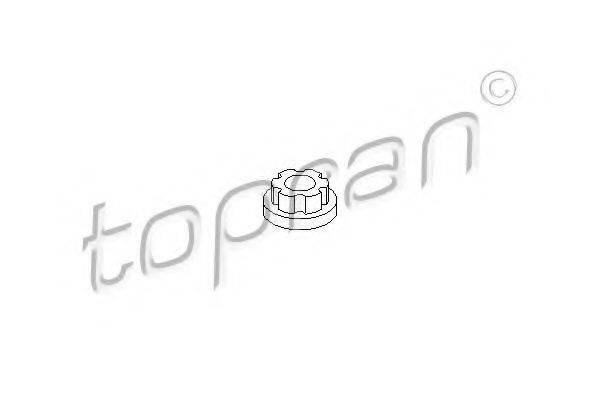 TOPRAN 201988 Подвеска, генератор
