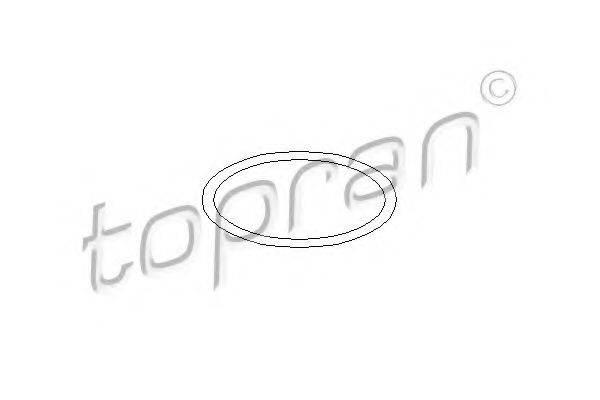 TOPRAN 202215 Прокладка, датчик уровня топлива