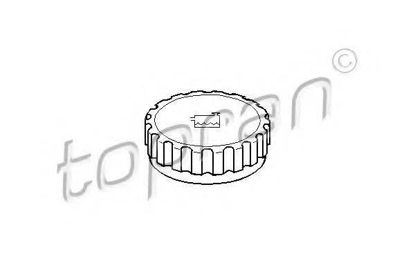 TOPRAN 202261 Крышка, резервуар охлаждающей жидкости