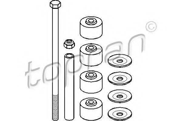 TOPRAN 202418 Ремкомплект, соединительная тяга стабилизатора