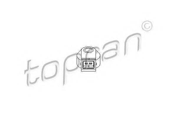 TOPRAN 205889 Датчик детонации