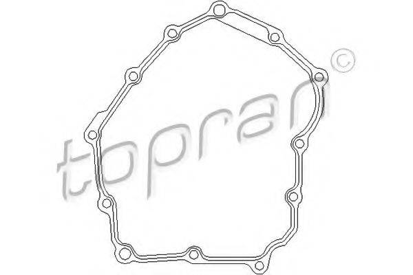 TOPRAN 113233 Прокладка, автоматическая коробка
