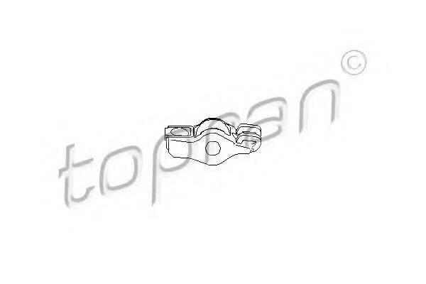 TOPRAN 112927 Балансир, управление двигателем