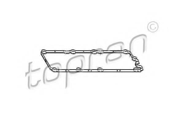TOPRAN 112912 Прокладка, крышка головки цилиндра