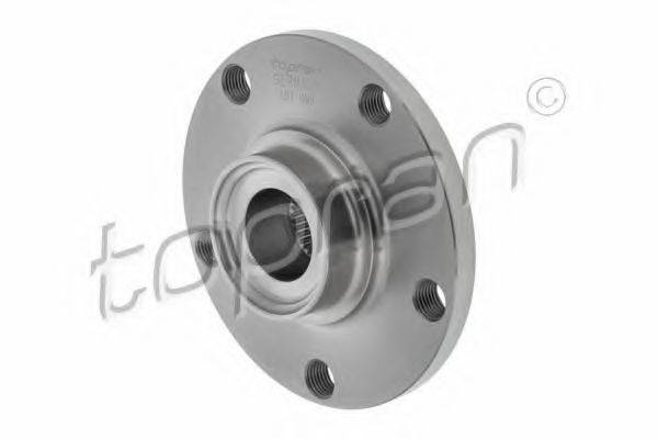 TOPRAN 107099 Ступица колеса