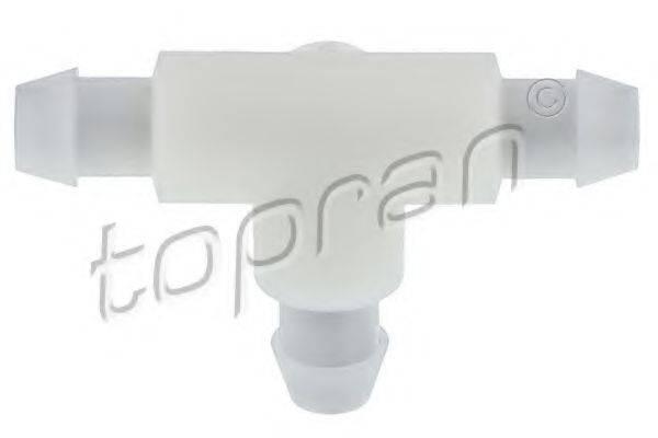 TOPRAN 208349 Соединитель, провод стеклоомывателя