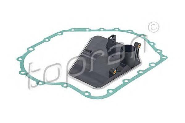TOPRAN 116010 Комплект гидрофильтров, автоматическая коробка передач