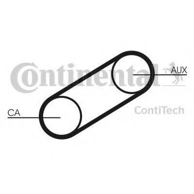 CONTITECH CT639 Ремень ГРМ