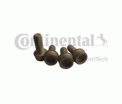 CONTITECH MS18 Комплект болтов, ременный шкив - коленчатый вал