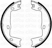 CIFAM 153302 Комплект тормозных колодок, стояночная тормозная система