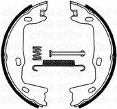 CIFAM 153302K Комплект тормозных колодок, стояночная тормозная система