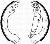 CIFAM 153306 Комплект тормозных колодок