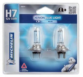 MICHELIN 008757 Лампа накаливания, фара дальнего света; Лампа накаливания, основная фара; Лампа накаливания, противотуманная фара