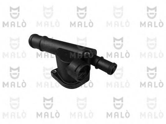 MALO 116118 Фланец охлаждающей жидкости