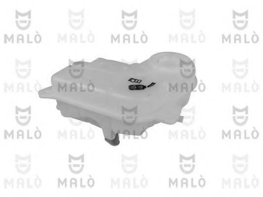 MALO 117059 Бачок, радиатор