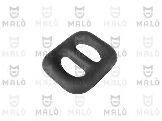 MALO 23539 Стопорное кольцо, глушитель