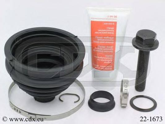 CDX 221673 Комплект пылника, приводной вал