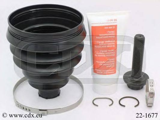 CDX 221677 Комплект пылника, приводной вал