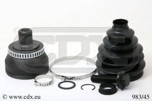 CDX 98345 Шарнирный комплект, приводной вал