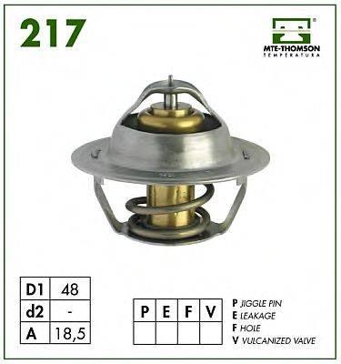 MTE-THOMSON 21792 Термостат, охлаждающая жидкость