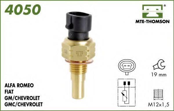 MTE-THOMSON 4050 Датчик, температура масла; Датчик, температура охлаждающей жидкости