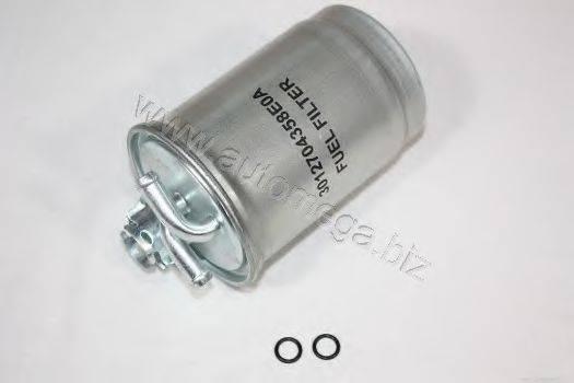 AUTOMEGA 3012704358E0A Топливный фильтр