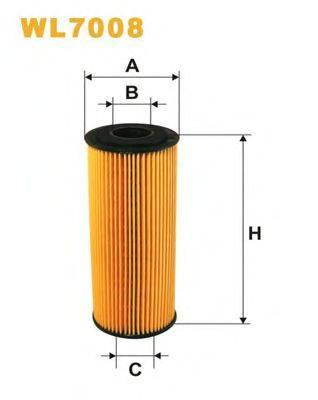 WIX FILTERS WL7008 Масляный фильтр
