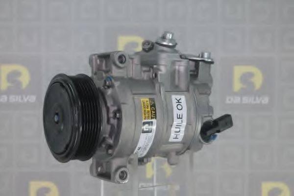 DA SILVA FC0145 Компрессор, кондиционер